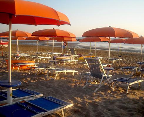 Hotel Ristorante Marinella - Spiaggia Privata